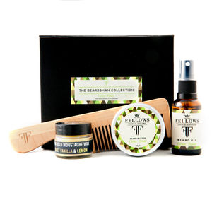 The Beardsman Collection Citrus Forest Gift Box - gifts for him