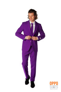 Purple Prince Fancy Dress Suit