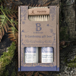 Gardening Hand Care Gift Set - stocking fillers