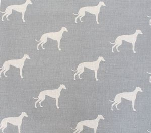 Curtis The Greyhound Fabric