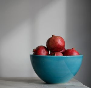 Extra Large Turquoise Hand Glazed Bowl - fruit bowls