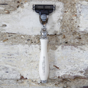 Mach3 Razor - wet shave collection