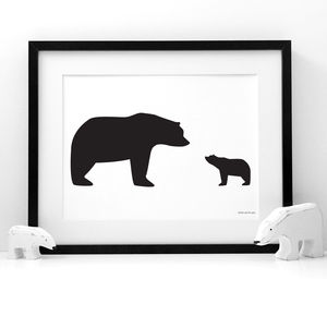 I Look Up To You A3 Print - pictures & prints for children