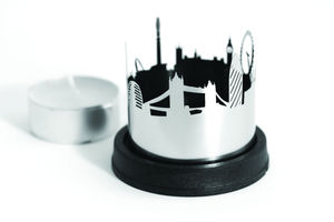 Citylights Candle Holder - votives & tea light holders