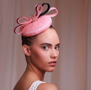 Fascinator With Bow Detail