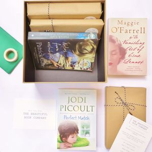 Put Your Feet Up Book Box - thank you gifts
