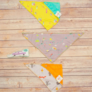 Organic Cotton Dribble Bib