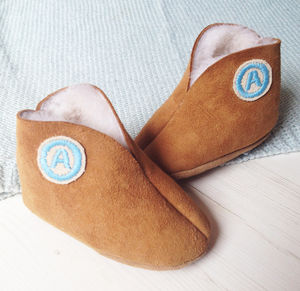 Personalised Sheepskin Boots - shoes & footwear