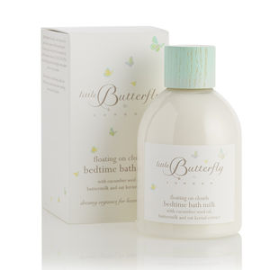 'Floating On Clouds' Bedtime Bath Milk