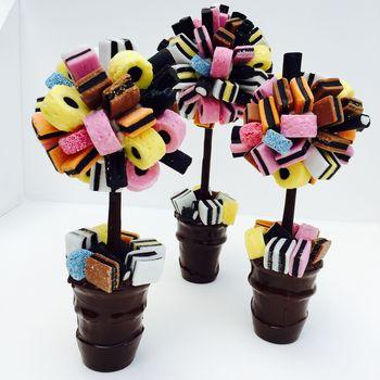 Personalised Allsorts Sweet Tree