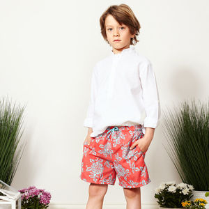 Boy's Swim Shorts - clothing