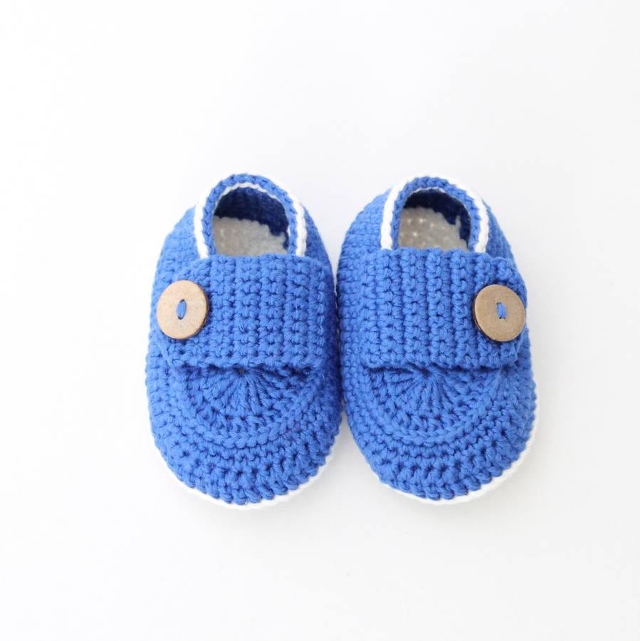 baby boy shoes by attic | notonthehighstreet.com
