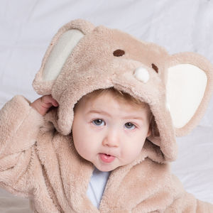 Baby Mouse Bathrobe