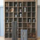 Letterpress Wooden Letters