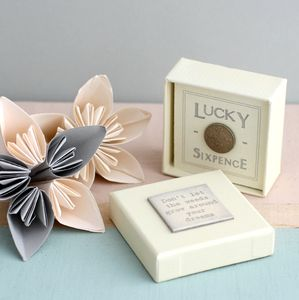 Lucky Sixpence - boxes, trunks & crates