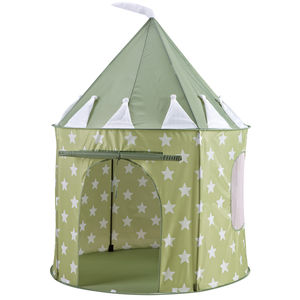 Green Star Play Tent - gifts for children