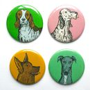 Dog Pocket Mirror