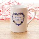 Personalised Mug For Bridesmaids