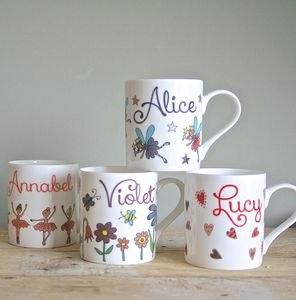 Personalised Mug For Girls - mugs