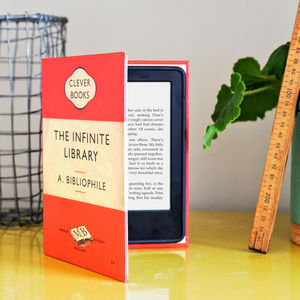 Infinite Library Kindle Case