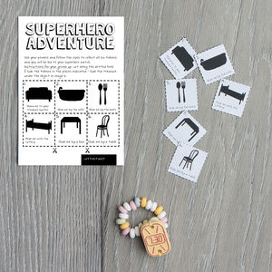 Go On A Superhero Adventure - wedding day activities