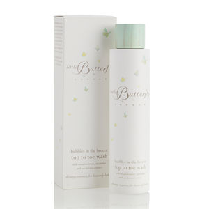 'Bubbles In The Breeze' Top To Toe Wash - bathtime
