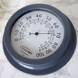 Garden And Greenhouse Humidity Dial - clocks