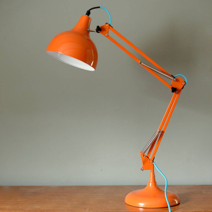 clementine angled desk lamp. clementine angled desk lamp by the forest  co