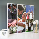 Wedding Canvas Montage
