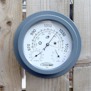 Weather Dial - gifts for gardeners