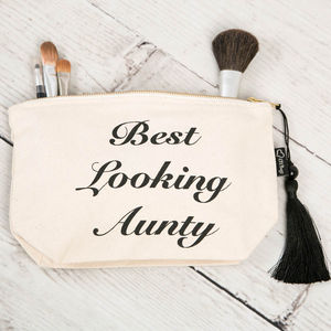 Aunty Make Up Bag - make-up bags