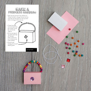 Make A Princess Handbag Kit
