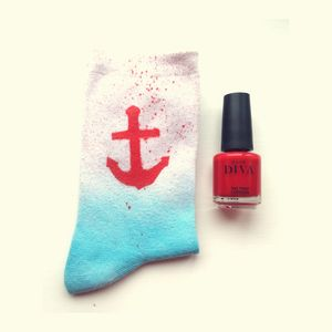 Red Anchor Twinkle Toes Collection The Fandangle