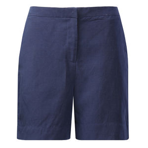 Adam Tencel Linen Shorts - skirts & shorts