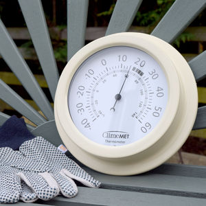 Personalised Garden Thermometer - gifts for grandparents