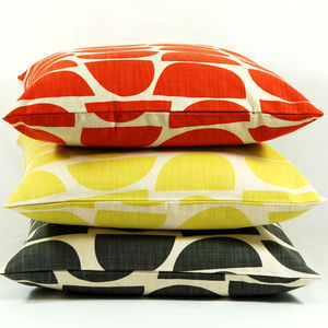 Bowls Cushion Covers - patterned cushions