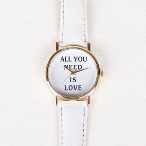 'All You Need Is Love' Watch