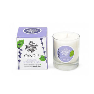 Lavender, Rosemary And Mint Candle