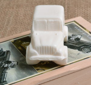 Set Of 4 X4 Car Soaps - bath & body