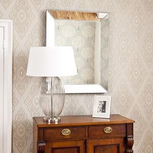 Classic Plain Venetian Mirror - mirrors