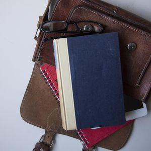 'The Blue Nile' Handmade Notebook