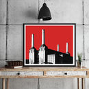 Battersea Power Station Limited Edition Prints