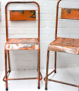Clementine School Chair - furniture