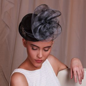 Mini Topper Hat - hats & fascinators