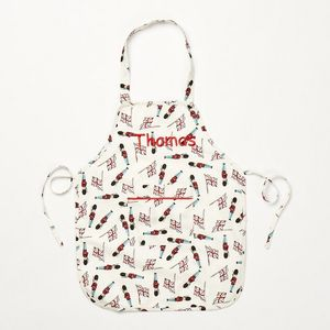 Personalised Cotton Soldier Apron