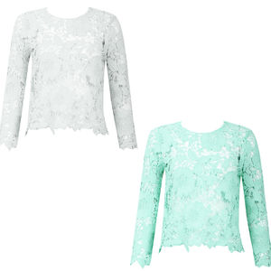 Juliet Lace Top - tops & t-shirts