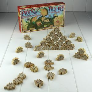 Prickly Pile Up Stacking Game - traditional toys & games