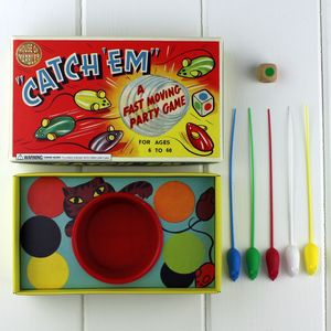 Catch Em Vintage Family Party Game - board games
