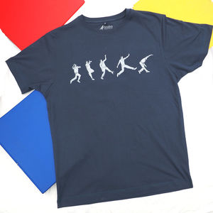 Cricket Spin Bowling T Shirt