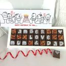 Happy Birthday To You… Personalised Chocolates